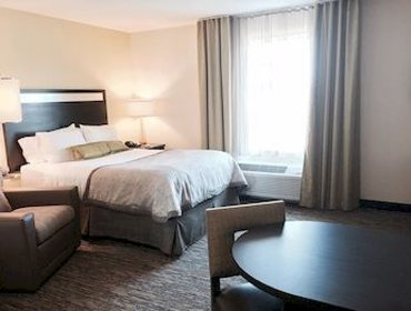Апартаменты Candlewood Suites Youngstown W - I-80 Niles Area