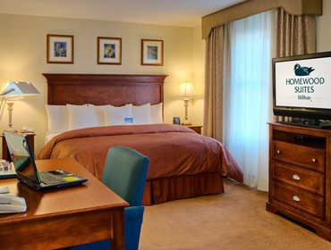 Апартаменты Homewood Suites by Hilton East Rutherford - Meadowlands, NJ