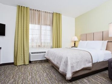 Апартаменты Candlewood Suites Oak Grove/Fort Campbell