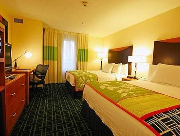 Апартаменты Fairfield Inn and Suites Turlock