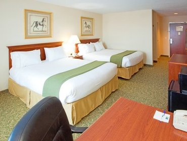 Апартаменты Holiday Inn Express Hotel & Suites Hagerstown
