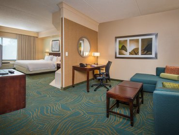 Апартаменты SpringHill Suites Hagerstown