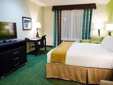 Апартаменты Holiday Inn Express Hotel & Suites Temple-Medical Center Area
