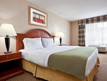 Апартаменты Holiday Inn Express Hotel & Suites Dubois