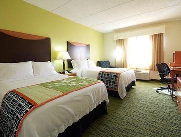 Апартаменты Fairfield Inn & Suites by Marriott Hickory