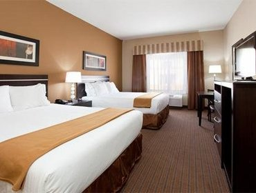 Апартаменты Holiday Inn Express Hotel & Suites Lamar