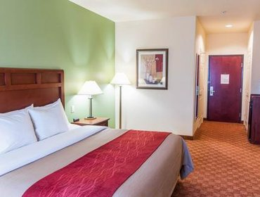 Апартаменты Comfort Inn and Suites Texas City