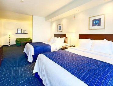 Апартаменты SpringHill Suites by Marriott Ardmore