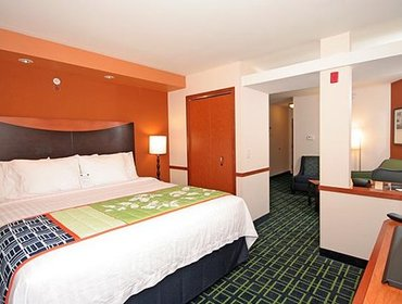 Апартаменты Fairfield Inn and Suites by Marriott Asheboro