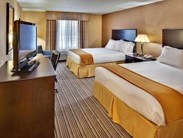 Апартаменты Holiday Inn Express Hotel & Suites Council Bluffs - Convention Center Area