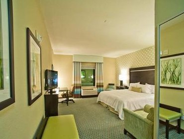 Апартаменты Hampton Inn & Suites Denison