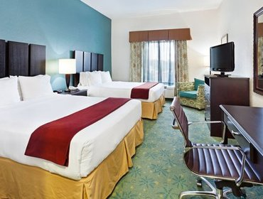 Апартаменты Holiday Inn Express Hotel and Suites Duncan