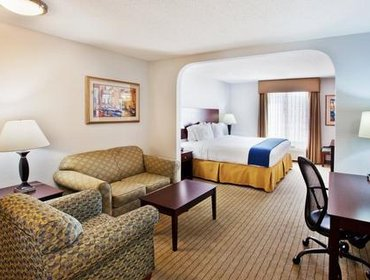 Апартаменты Holiday Inn Express Hotel & Suites Bremen