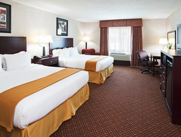 Апартаменты Holiday Inn Express Carrollton