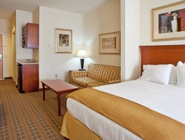 Апартаменты Holiday Inn Express Hotel & Suites Hardeeville - Hilton Head
