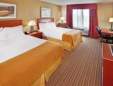Апартаменты Holiday Inn Express & Suites Sioux Center