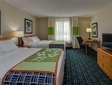 Апартаменты Fairfield Inn by Marriott Hazleton