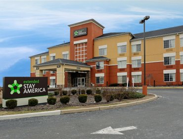 Апартаменты Extended Stay America - Meadowlands - East Rutherford