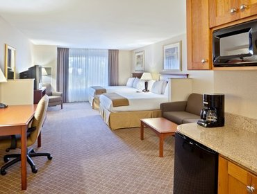 Апартаменты Holiday Inn Express Hotel & Suites Lacey