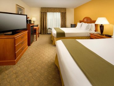 Апартаменты Holiday Inn Express Hotel & Suites Lenoir City Knoxville Area