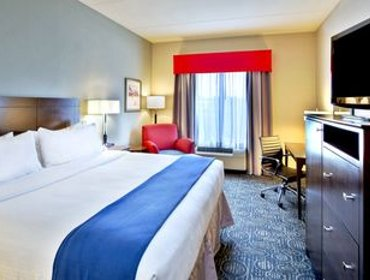 Апартаменты Holiday Inn Express & Suites Oak Ridge