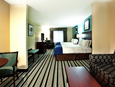 Апартаменты Hampton Inn & Suites Baton Rouge/Port Allen