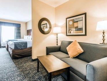 Апартаменты Comfort Suites Pell City