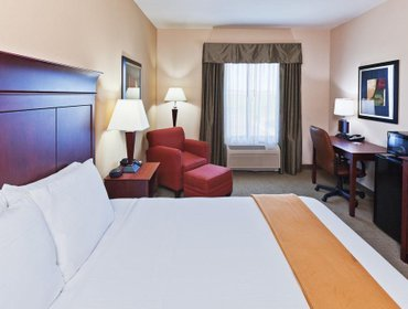 Апартаменты Holiday Inn Express & Suites Poteau