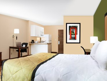 Апартаменты Extended Stay America - Boston - Tewksbury