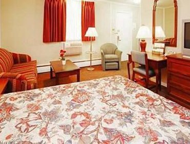Апартаменты Econo Lodge Inn & Suites Northborough