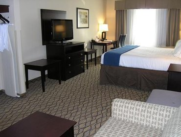 Апартаменты Holiday Inn Express & Suites Belle Vernon