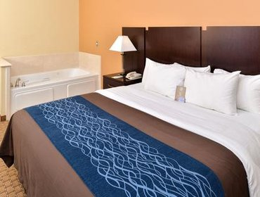Апартаменты Comfort Inn & Suites Mexia