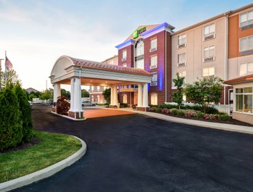 Апартаменты Holiday Inn Express & Suites Schererville