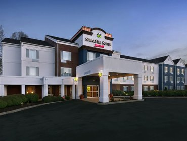 Апартаменты SpringHill Suites by Marriott Waterford / Mystic