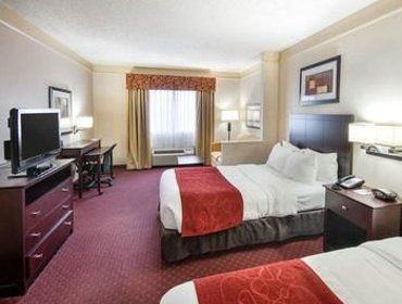 Апартаменты Comfort Suites Parkersburg South