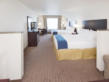 Апартаменты Holiday Inn Express & Suites Omaha I-80