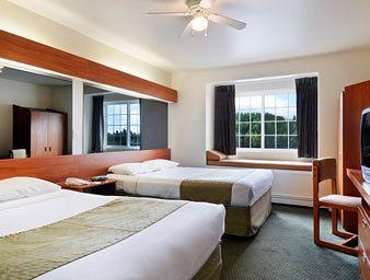 Апартаменты Microtel Inn & Suites by Wyndham Eagle River/Anchorage Area