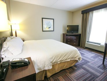 Апартаменты Hampton Inn & Suites Flowery Branch