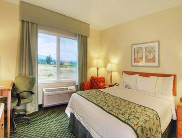 Апартаменты Fairfield Inn & Suites Burlington
