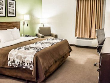 Апартаменты Sleep Inn & Suites Stony Creek - Petersburg South