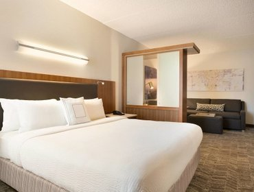 Апартаменты SpringHill Suites Ewing Township Princeton South