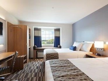 Апартаменты Microtel Inn & Suites by Wyndham Georgetown Delaware Beaches