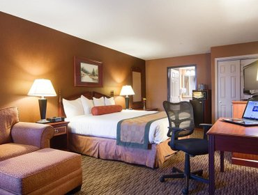 Апартаменты Best Western Exeter Inn & Suites