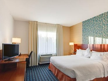 Апартаменты Fairfield Inn and Suites by Marriott Natchitoches