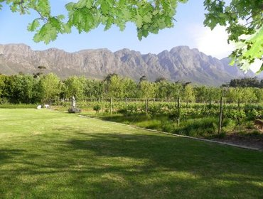 Guesthouse Franschhoek Rose Cottages