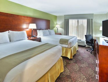Апартаменты Holiday Inn Express Frankenmuth